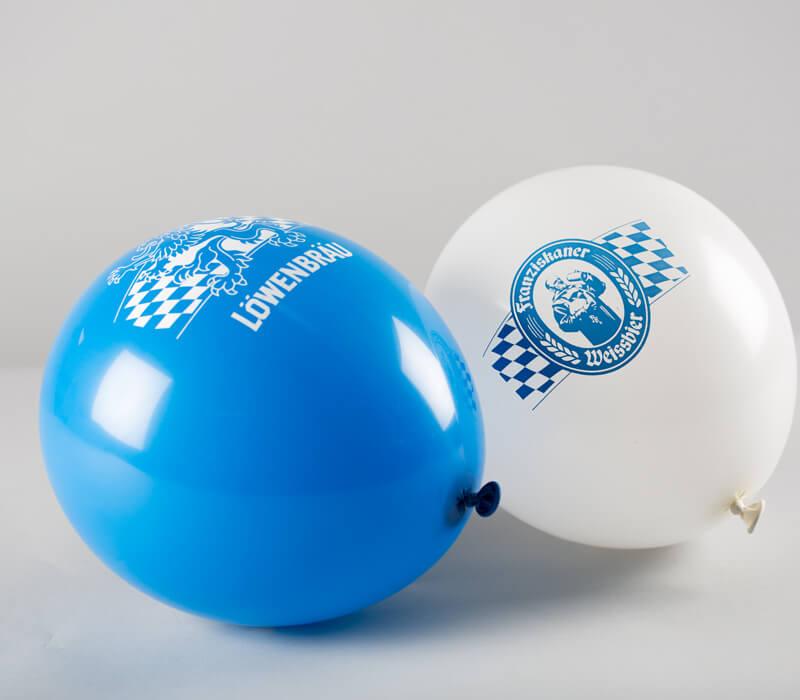 Luftballons-Loewenbraeu