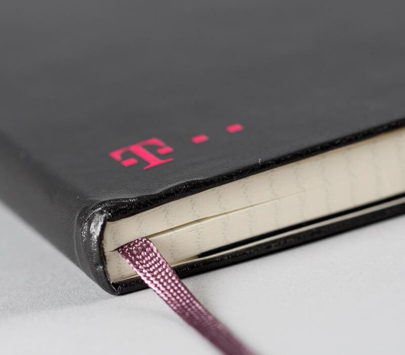 Telekom-Notizbuch